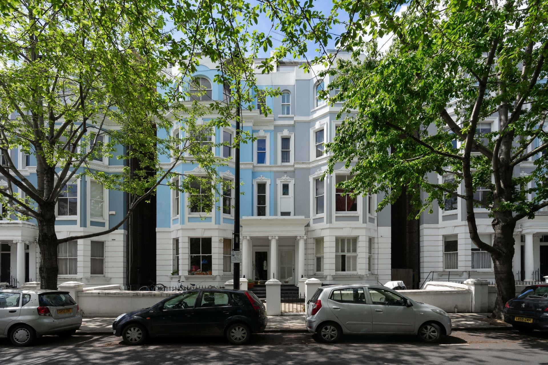 Colville Road, Notting Hill, London