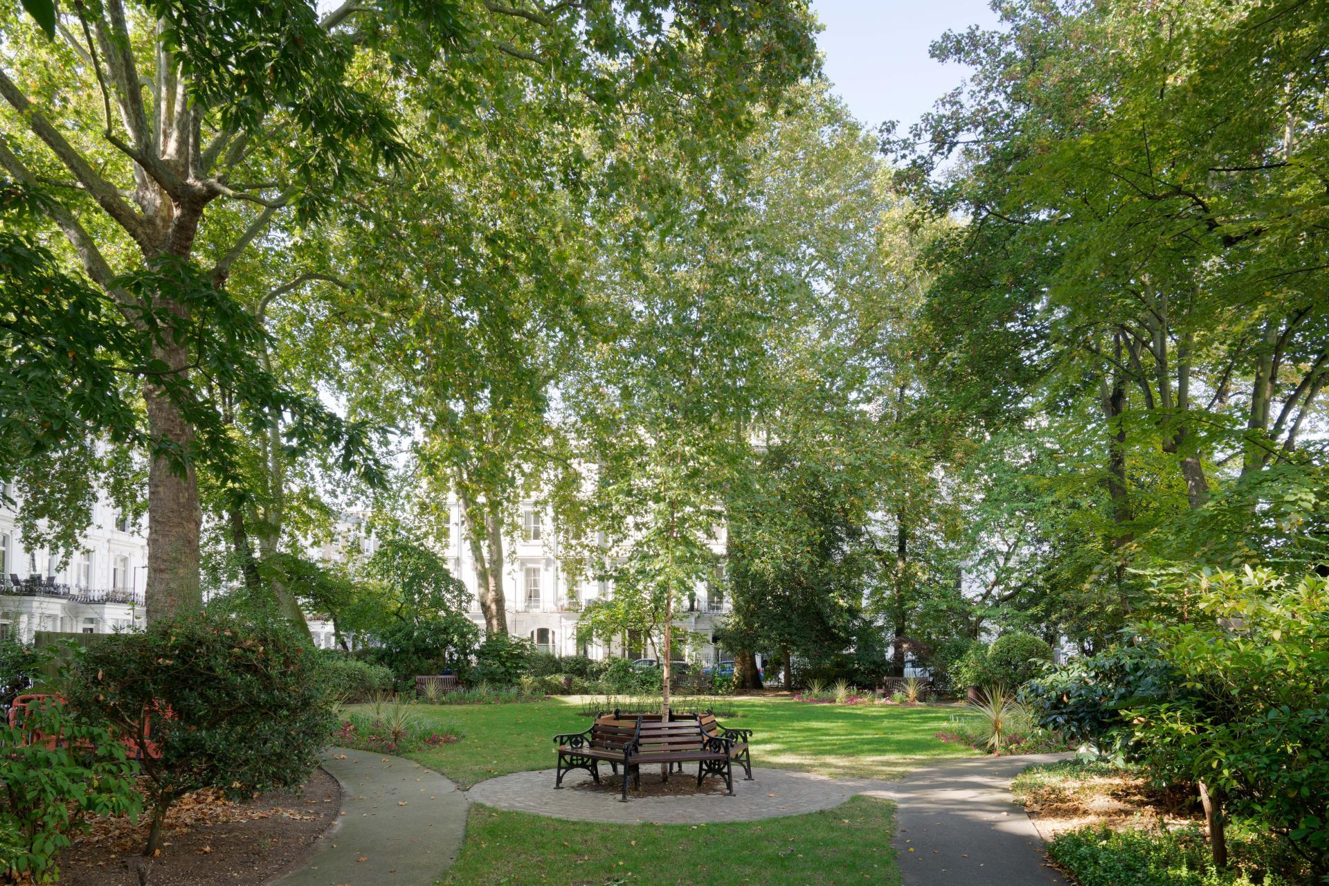 Westbourne Gardens, Bayswater, London